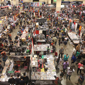 Crowd at the Tucson Expo Center