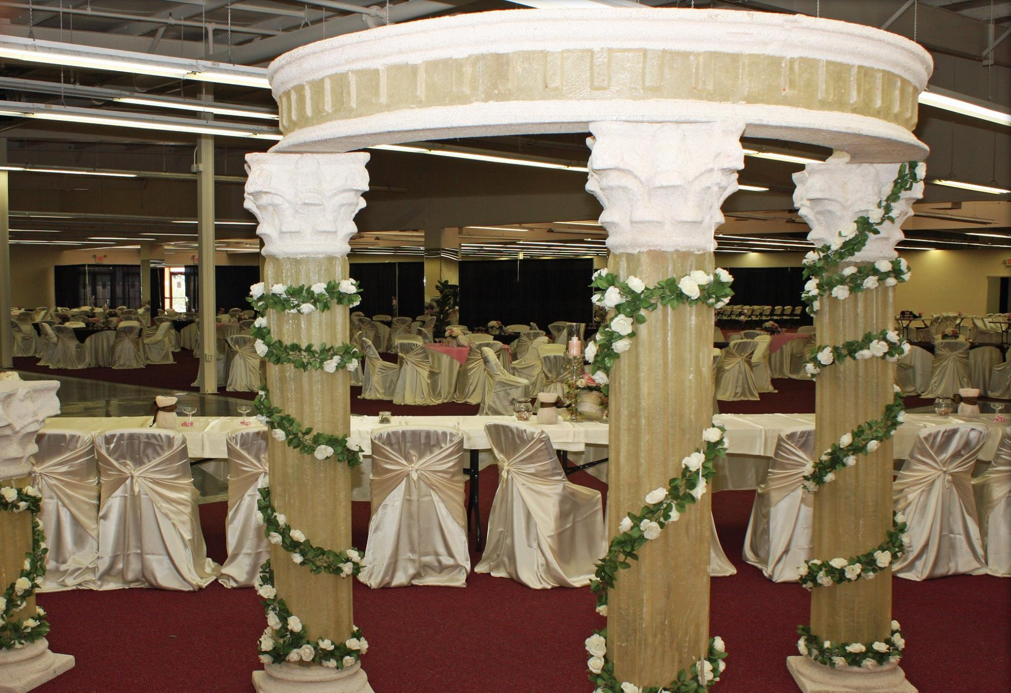 Host your wedding at the tucson expo center in arizona tucson expo when you rent a ballroom or hall for your wedding banquet at the tucson expo center youll be getting so much more than just room for all your guests junglespirit Images