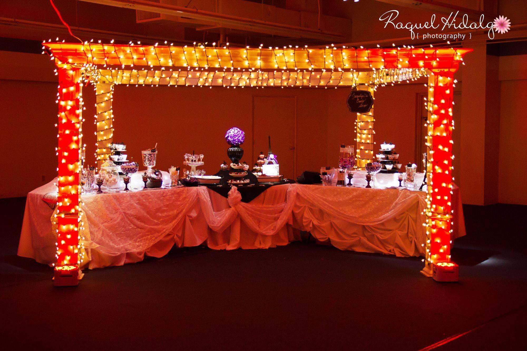 Quincea 241 Era Venue At The Tucson Expo Center In Arizona